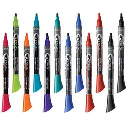 Quartet Dry Erase Markers, Whiteboard Markers, Fine Tip, End