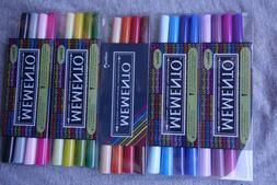 Memento Dual-tip Markers 5 Packages of 4