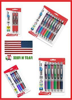 Pentel EnerGel RTX Retractable Liquid Gel Pen, Medium Line,