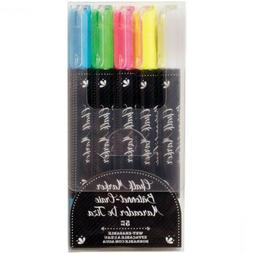 Erasable Chalk Markers by American Crafts   set of 5 markers