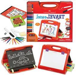 Faber-Castell Do Art Travel Easel - Portable Art Kit for Kid