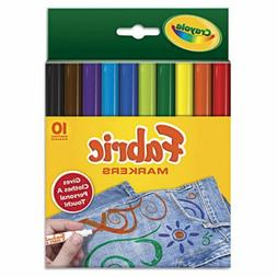 Crayola Fabric Art Marker