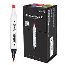 Fabric Markers Permanent  Dual Tip Fabric & DIY Marker Set-D