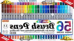 Fabric Markers Permanent Pens Paint Clothing Textile Dye T-S