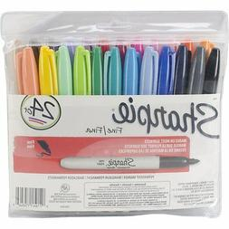 * SHARPIE FINE FELT POINT 24 COLOR SET MARKERS - SAN75846
