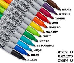 Sharpie Fine Point Markers 2-Pack  $1 EACH