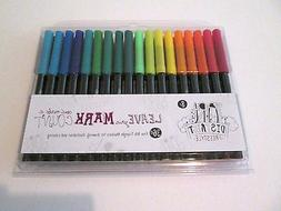 Art District Freestyle 36 Colors Fine Nib Triangle Markers M