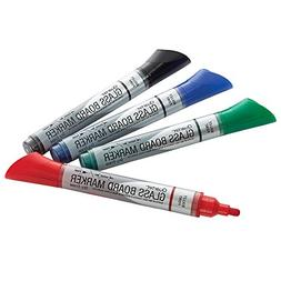 Quartet Glass Whiteboard Markers, Dry Erase Markers, Bullet