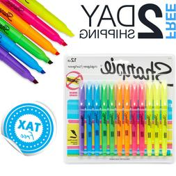 Sharpie Highlighter Markers Pens Multi Colored Marker Pen Se