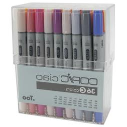 Copic Marker I36C Copic Ciao Markers 36pc Set-Set C
