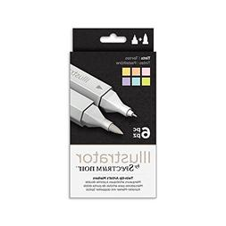 Illustrator by Spectrum Noir Twin Tip Artists Markers TINTS