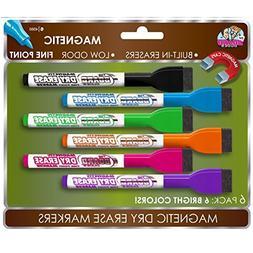 Indredibles Magnetic Dry Erase Marker, 36 per pkg.