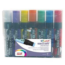 Pentel Wet Erase Chalk Marker Jumbo Tip - Assorted Colours