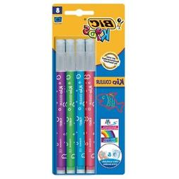 Bic Kids Colouring Pens Felt Tip Markers High Quality Back T