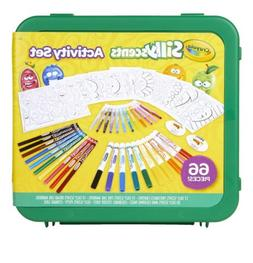 Kids CRAYOLA Non-Toxic Silly Scents Marker Crayon Activity s