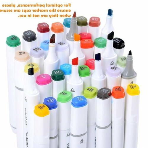 80 Graphic Art Drawing Pen Broad Fine
