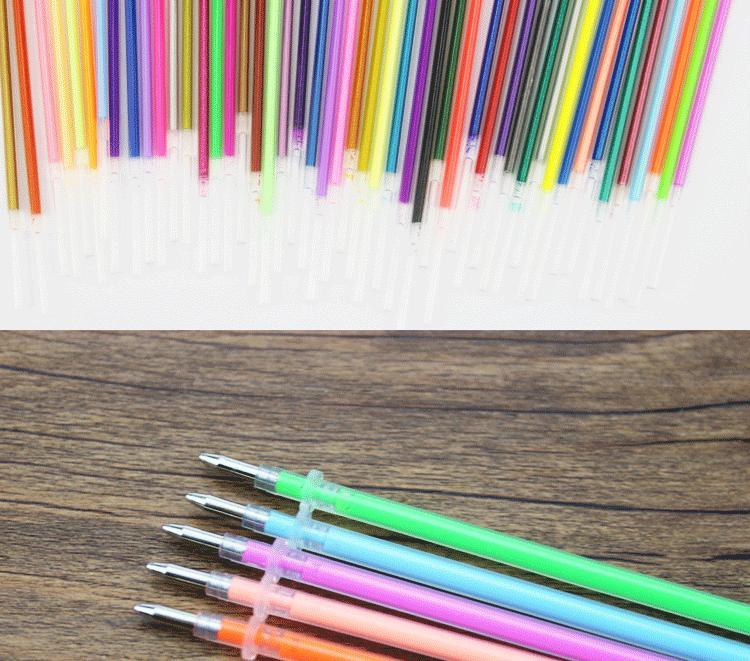12/36/48 Pens Glitter Multifunction Marker