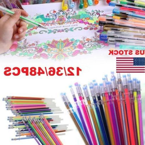 12/36/48 Gel Pens Marker