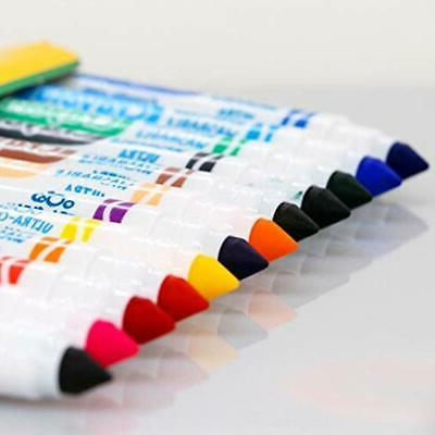 Washable Markers Colors, Non-toxic