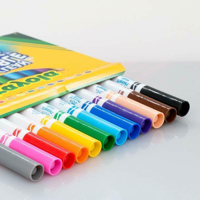 Crayola 12 Washable Markers