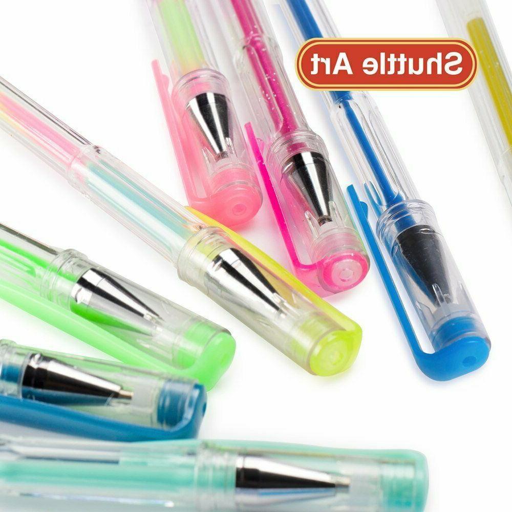 Gel Pens Set Adult Markers 120 No