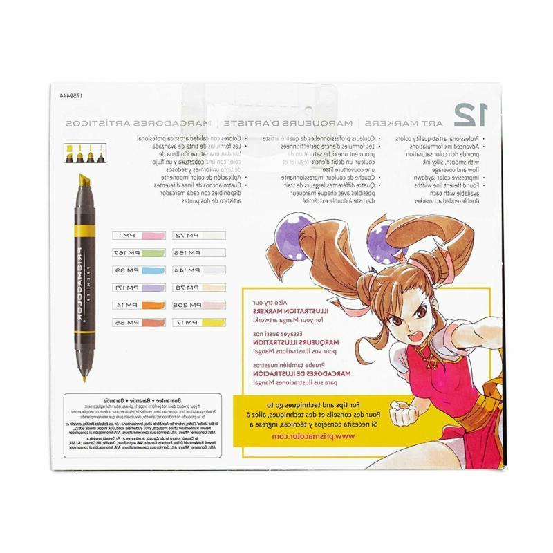 Prismacolor 1759444 Art Fine Chisel Tip