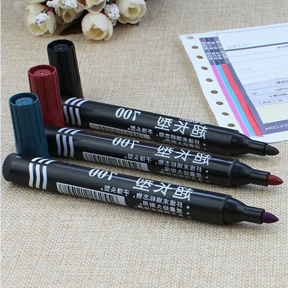 20-40 Pack Permanent Marker Pen Bullet 1.5mmDurable US