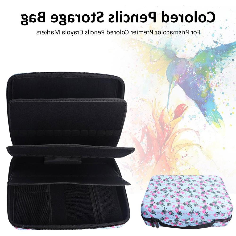 Hard Travel Case Storage Bag For <font><b>Prismacolor</b></f