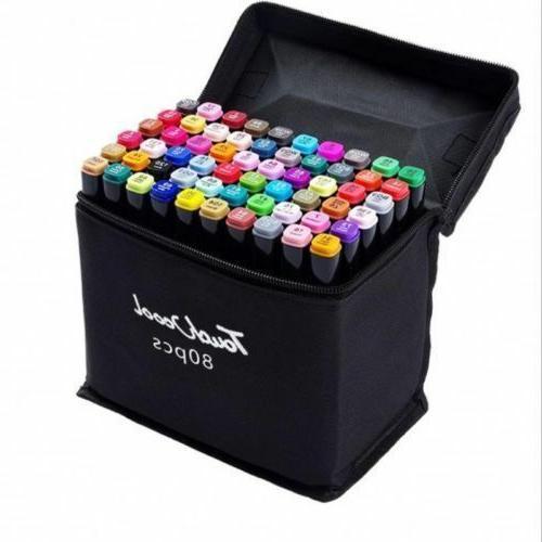 24 48 60 80 colour set touch