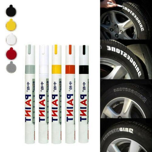 2Pcs Universal Paint Pen Tyre