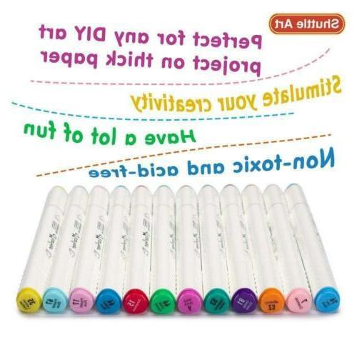 Shuttle Art Colours Dual Pens