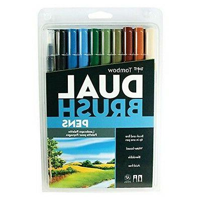 Alvin Dual Brush Pen of