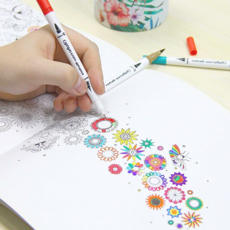 60PCs/Set Soft Brush Sketch Set Graphic