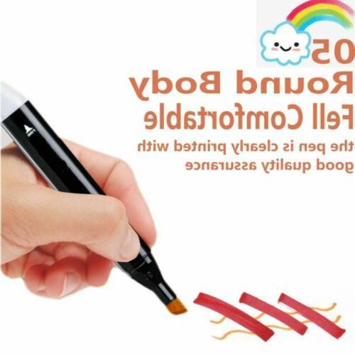 80 Pen Alcohol Art Twin Student
