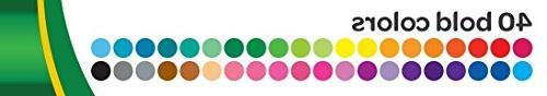 Crayola Ultra-Clean Line Washable, Tip Stuffer,