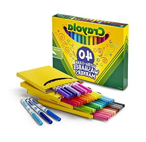 Crayola Fine Line Tip Stuffer,