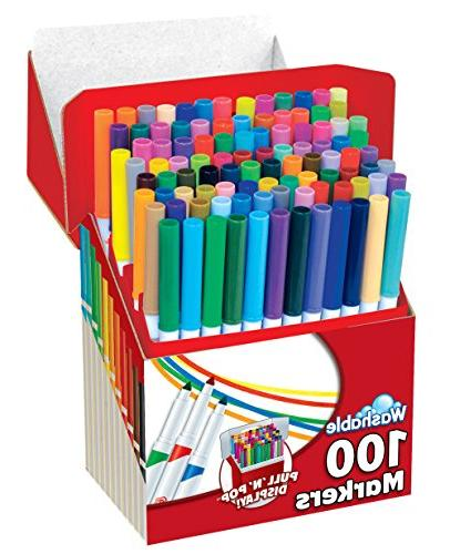 RoseArt Washable Markers