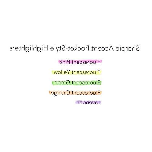 Sharpie ACCENT Fluorescent