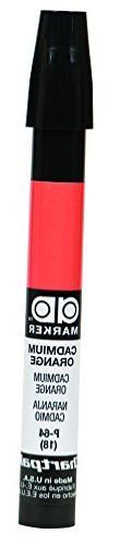 Chartpak AD Markers cadmium orange tri-nib