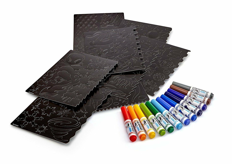 Crayola Airbrush Stencil 04-8735 SHIPPING~~