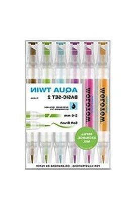 aqua twin marker basic set