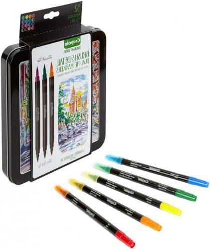 Crayola Markers, with Marker,