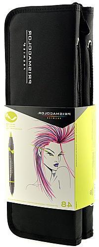 Prismacolor Brush-Tip Marker Sets   - Brush-Tip with Case 1