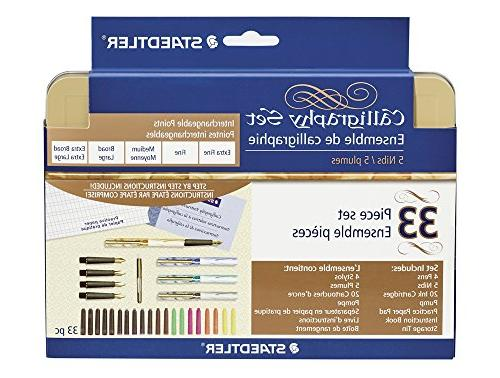 STAEDTLER Complete piece tin, ideal for levels,