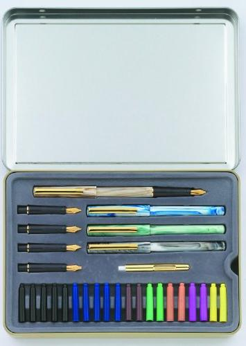 STAEDTLER calligraphy Complete 33 piece ideal levels,