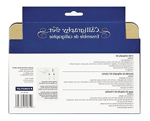 STAEDTLER calligraphy pen Complete piece ideal for skill levels, SM5