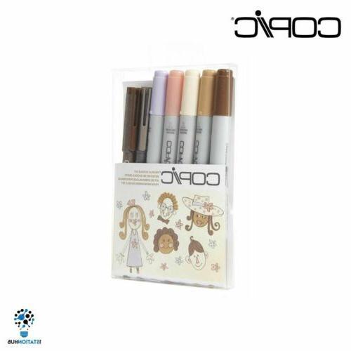 Copic Ciao Kit | Craft Design Drawing Art Set