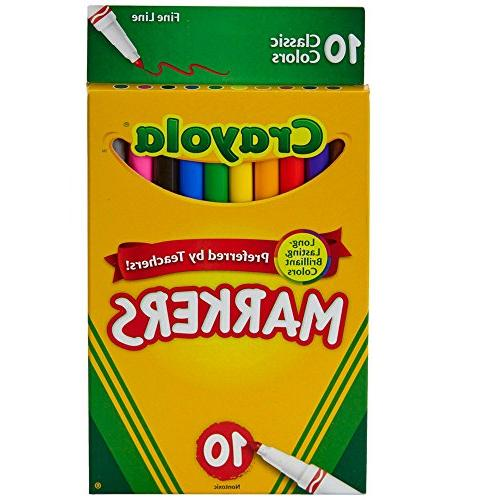 Crayola Fine Line Boxed
