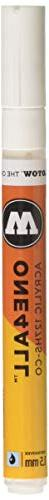 Molotow ONE4ALL Acrylic Paint Marker, 1.5mm, Signal White, 1