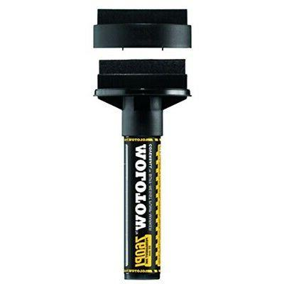 Molotow Cocktail CoversAll Marker, 60mm, Signal Black, 1 Eac